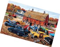 Barnyard Gems a 1000-Piece Jigsaw Puzzle by Sunsout Inc