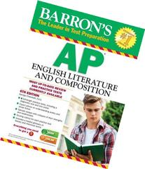 Barron's AP English Literature and Composition, 6th Edition