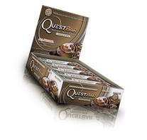 Quest Bars, All Natural Bar, Cinnamon Roll, 12-2.12 Ounce