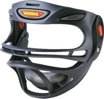 Bangerz Baseball Softball Face Protection Mask - Black