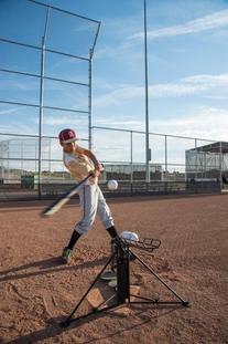 The Ultimate Hitting Machine Baseball And Softball Pitching