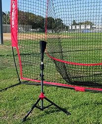 PowerNet Baseball Softball Deluxe Batting Tee  | Hitting