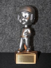 Baseball Trophy Trophies Awards Bobblehead