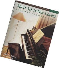 Adult All-in-One Course: lesson, theory, solo. Level 3