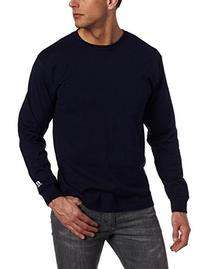 Russell Athletic Men's Basic Cotton Long Sleeve Tee, J Navy