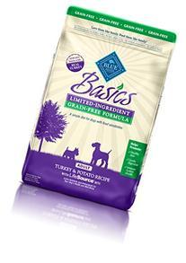Blue Buffalo Basics Grain Free Turkey & Potato Recipe Adult