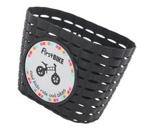 FirstBIKE Basket, Black