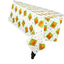 Amscan Basketball Dream Birthday Party Plastic Table Cover,