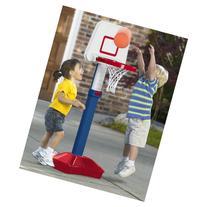 American Plastic Toys Basketball Set