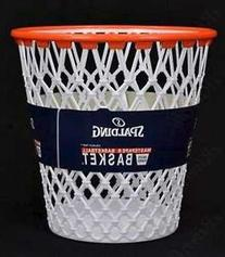 Spaulding Basketball Wastepaper Basket