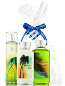 Coconut Lime Breeze Fragrance, Body Lotion & Shower Gel Gift