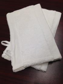 Bath Mitts  - Package of 5