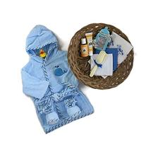 Sunshine Gift Baskets - 11 Piece Bath Time Gift Set - Baby