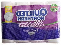 Quilted Northern Ultra Plush Bath Tissue, Double Rolls, 24