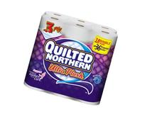 Quilted Northern Bath Tissue Ultra Plush Double Roll, 18