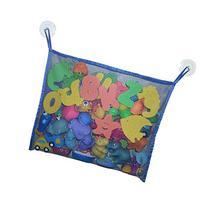 HENGSONG Baby Bathroom Folding Mesh Bag Child Bath Toy
