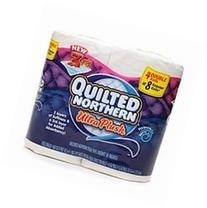 Quilted Northern Bathroom Tissue, Ultra Plush Double Rolls 4