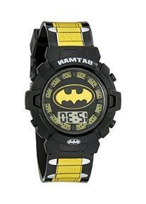DC Comics Batman Kids' BAT4177 Digital Display Quartz Multi-