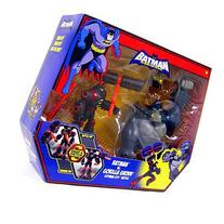 Batman Vs. Gorilla Grodd Gotham City Battle Action Figure