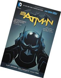 Batman Vol. 4: Zero Year-Secret City