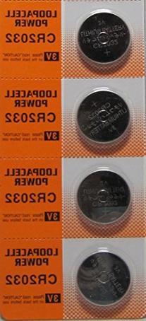 Set of 4 batteries for the Splash-Proof Thermapen