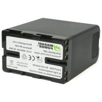 Wasabi Power Battery for Sony BP-U60 and Sony PMW-100, PMW-