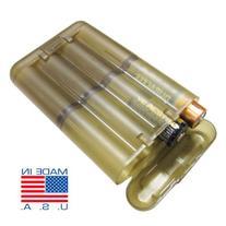Condor Battery Case 4/pack - Tan / Bro