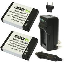 Wasabi Power Battery  and Charger for GoPro HD HERO2, GoPro