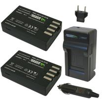 Wasabi Power Battery  and Charger for Pentax D-LI109 and