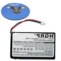 HQRP Battery for GARMIN Nuvi 30 30LM, Nuvi 40 40LM, Nuvi 42