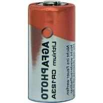 BBTac - Battery 3v CR123A Lithium Battery, high capacity