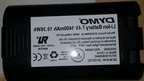 Dymo 1759398 Rhino 5200 Battery