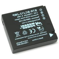 Wasabi Power Battery for Panasonic DMW-BCJ13 and Panasonic