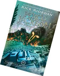 Percy Jackson and the Olympians Series #4: The Battle of the