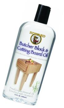 Howard BBB012 Cutting Board Oil, 12-Ounce