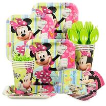 Costume Supercenter BBBBKIT1006 Minnie Mouse Birthday Party