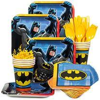 Costume Supercenter BBKIT794 Batman Birthday Party Standard