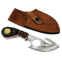 Bone Collector Knife BC-794 Fixed Blade Skinning Knife with