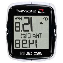 Sigma Sport BC16.12 STS Wireless 16 Function Bicycle