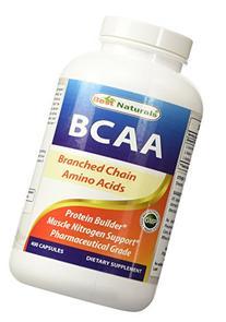 Best Naturals Pharmaceutical Grade BCAA 3200mg per serving,