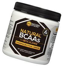 Natural BCAAs with Beta-Alanine: 2:1:1 Pharmaceutical Grade