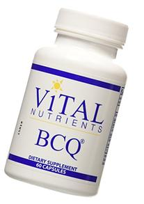 Vital Nutrients - BCQ  - Herbal Support for Joint, Sinus and