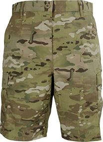 Propper Men's BDU Short, Woodland, Medium