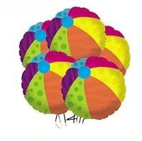 Beach Ball Balloon  Pkg/5
