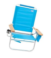 """Rio Beach """"Beach Bum"""" Chair, Turquoise"""
