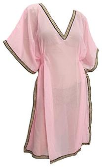 Women's Beachwear Swimsuit Swimwear Caftan Dress Cover ups