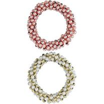 Monsoon 2x Beaded Twist Bracelets