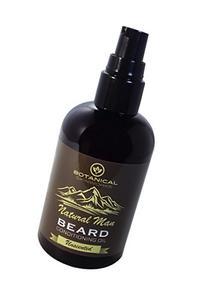 Natural Man Original Unscented Beard Oil - All Natural Beard