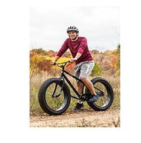 "26"" Mongoose Beast Men's Fat Tire Mountain, Multiple Colors"