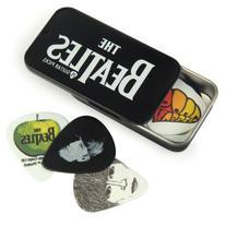 Planet Waves Beatles Signature Guitar Pick Tins, Logo, 15